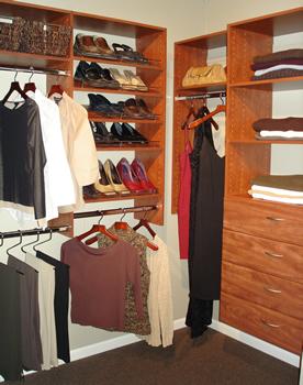 Closet Logic   Custom Closet And Garage Organizers Serving Central MN